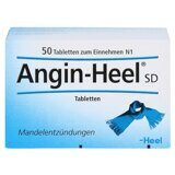 Angin-Heel SD, 50 таблеток