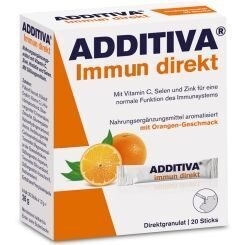Additiva Immun Direct, 20 стикеров